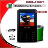 Celkon C6 Xtra Black (Black)