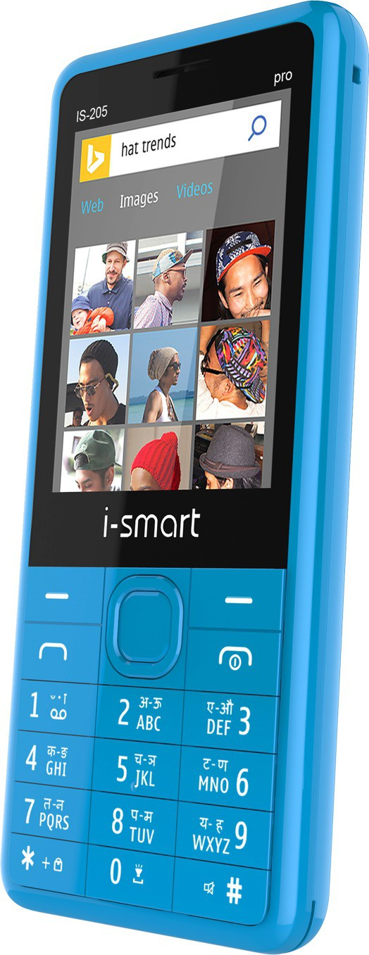 i-Smart IS 205i Pro(Blue)