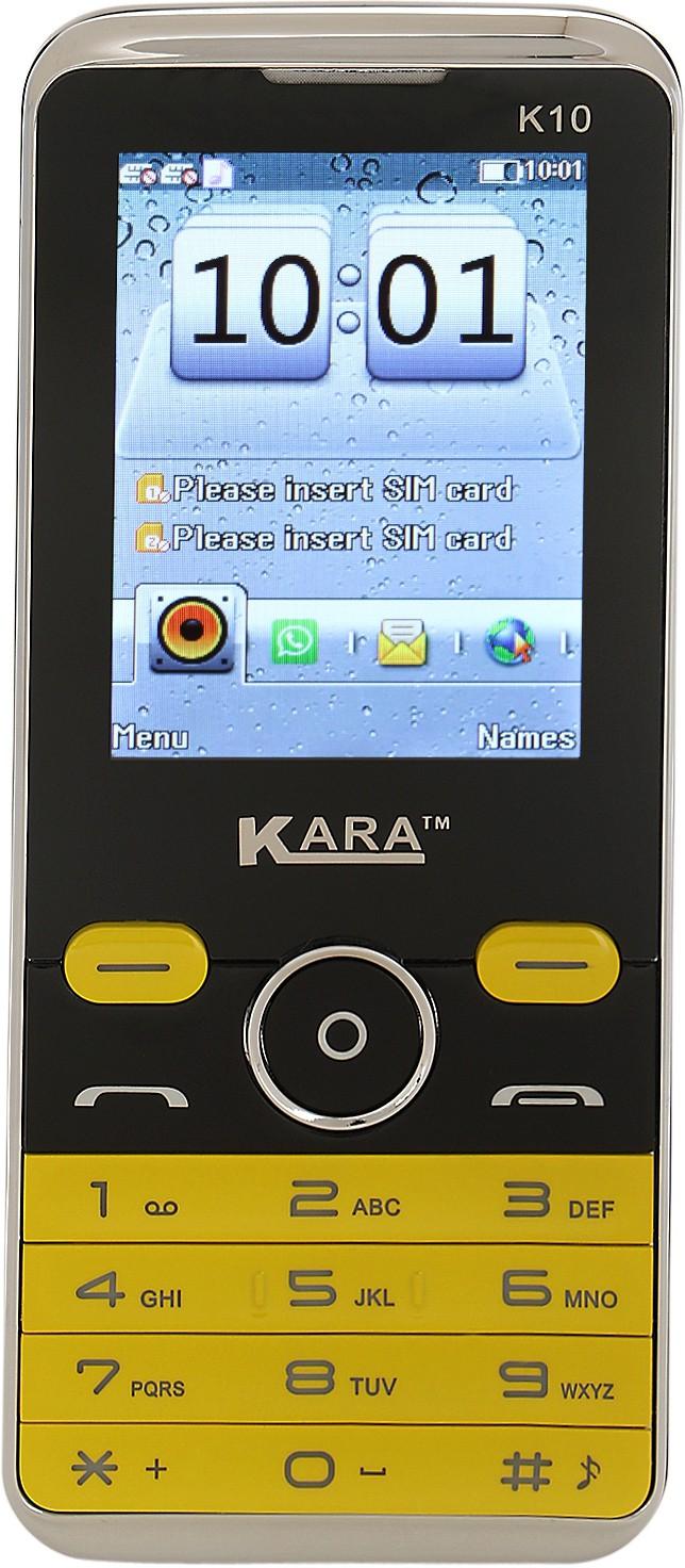 Kara K-10(Yellow & Black,Yellow)