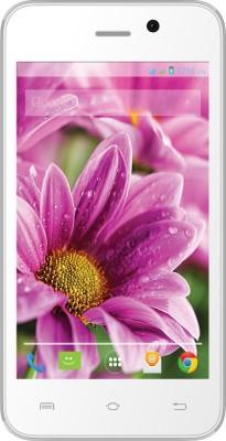 Lava Iris X1 Atom (White & Silver, 8 GB)(512 MB RAM)