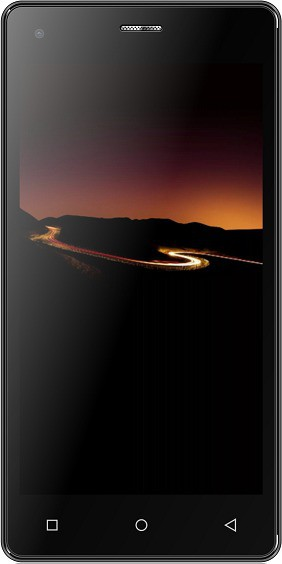 Videocon Kryston 2 V50GI (Black & Silver, 8 GB)(1 GB RAM)