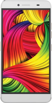 Intex Aqua Genx (Silver, 16 GB)