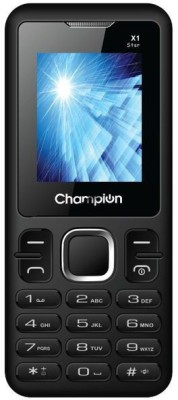 Champion BSNL-X1 Star (Black, White, 32 KB)