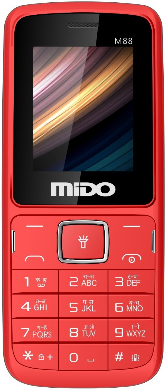 Mido M-88(Red & Black)