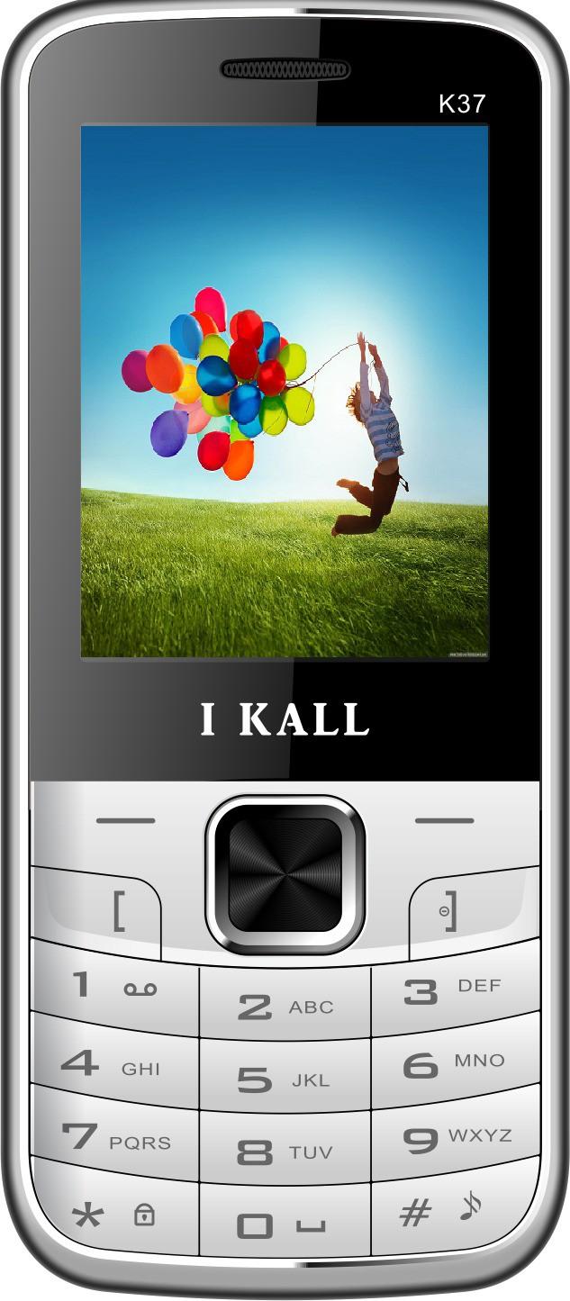 Ikall K37(White)