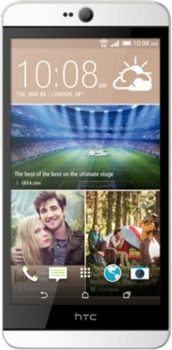 View HTC Desire 826 DS (GSM + CDMA) (White Birch, 16 GB)(2 GB RAM) Mobile Price Online(HTC)