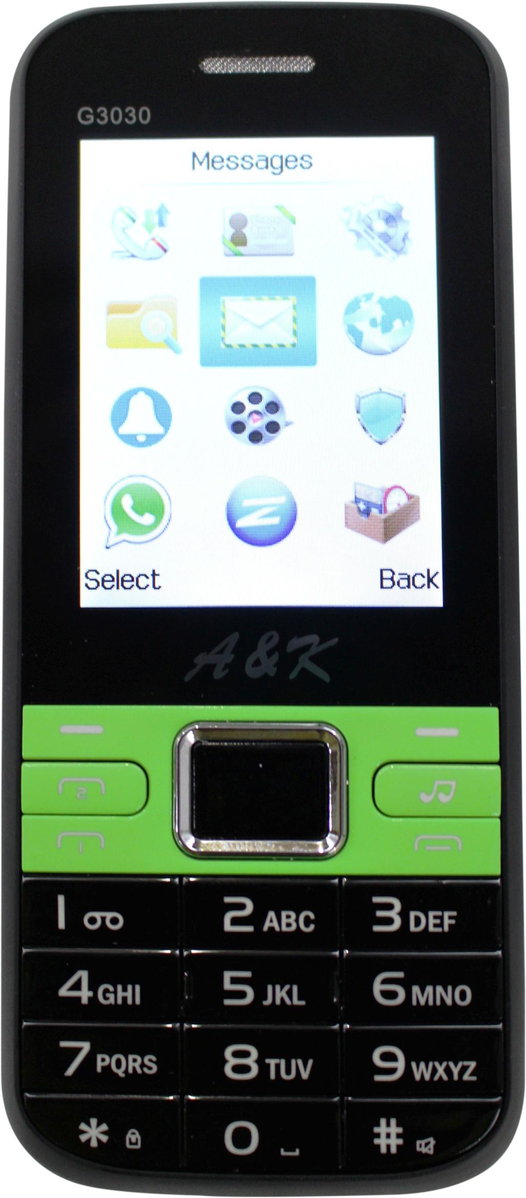 A&K G 3030(Green)