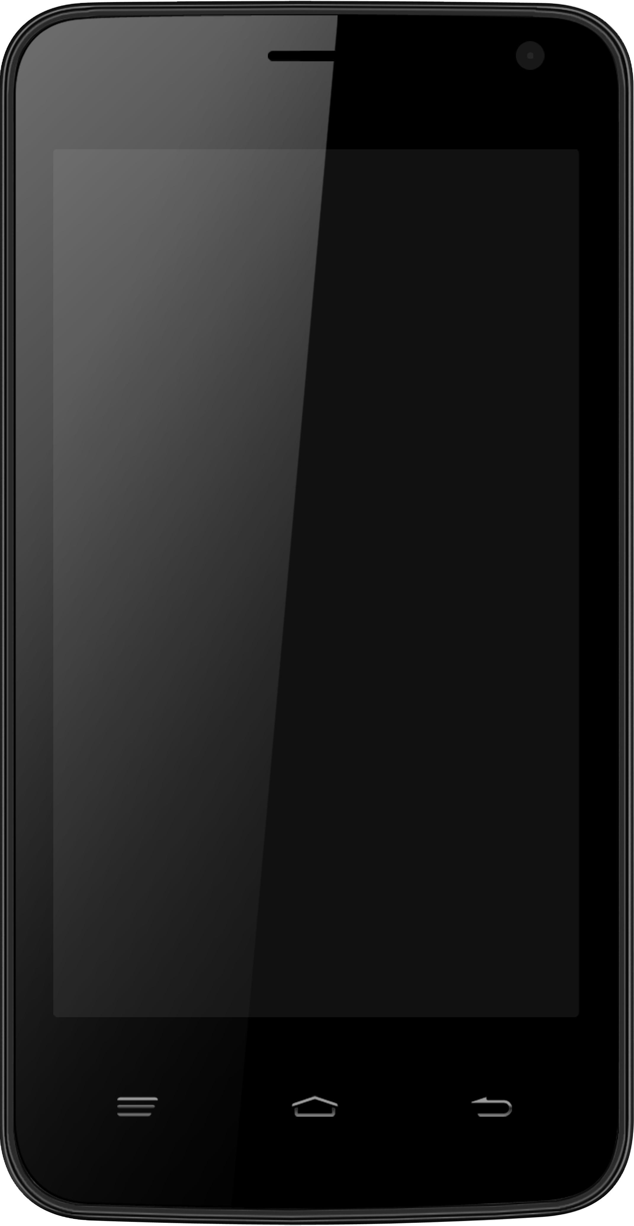 Intex Aqua Wave (Black, 512 MB)(256 MB RAM)