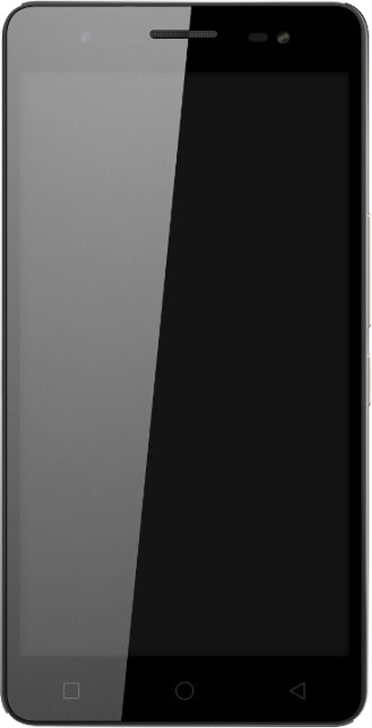Micromax Canvas Juice 3 Plus Q394 Dual Sim - Grey (Grey, 16 GB)(2 GB RAM)