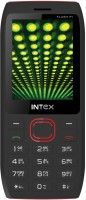 Intex Flash P1(Black & Red)