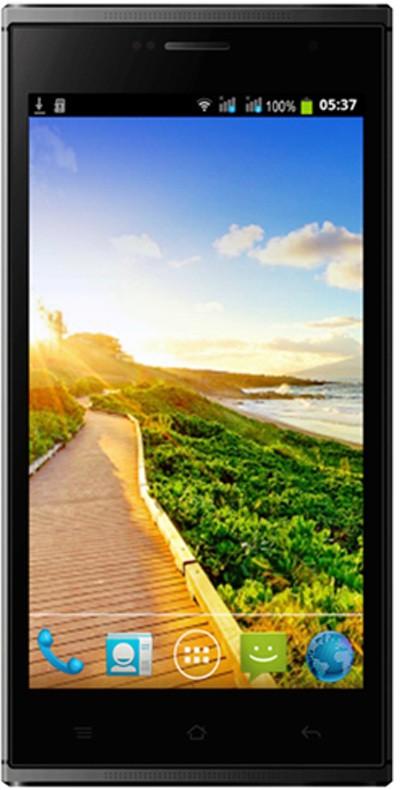 Karbonn Titanium Dazzle 3 S204 Dual Sim - Black (Black, 8 GB)(1 GB RAM)
