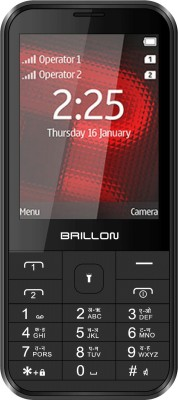 Brillon M322 (Black, 32 MB)