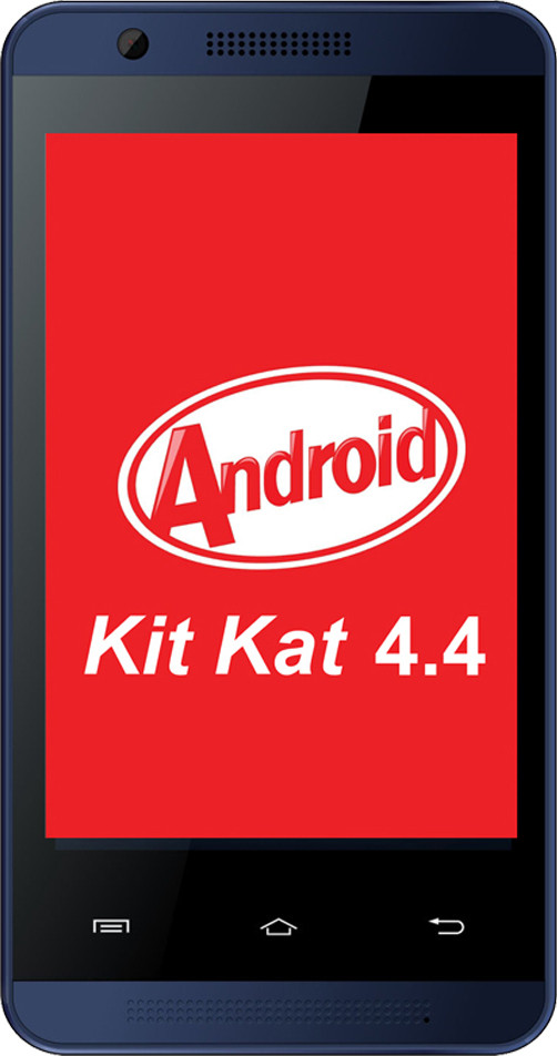 Celkon A35K-2GB (Blue, 2 GB)(256 MB RAM)