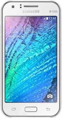 SAMSUNG Galaxy J1 (White, 4 GB)