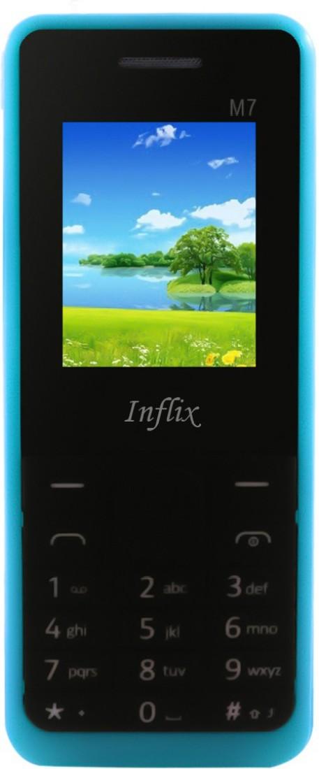 Inflix M7(Blue & Black)