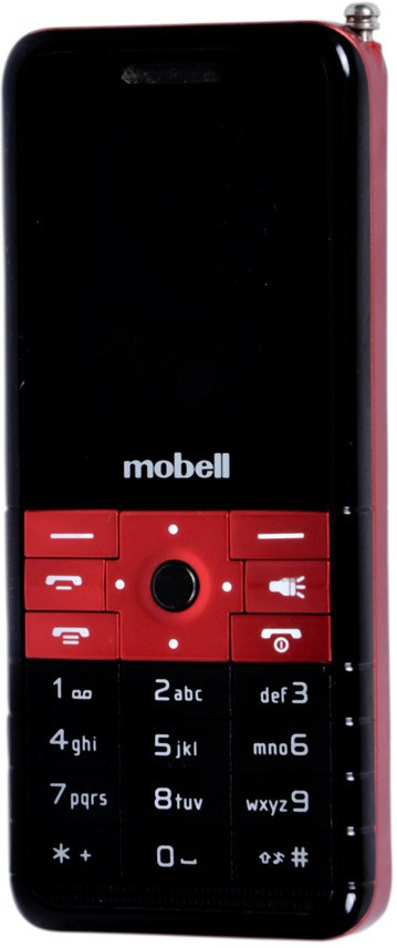 Mobell S(Red, Black)