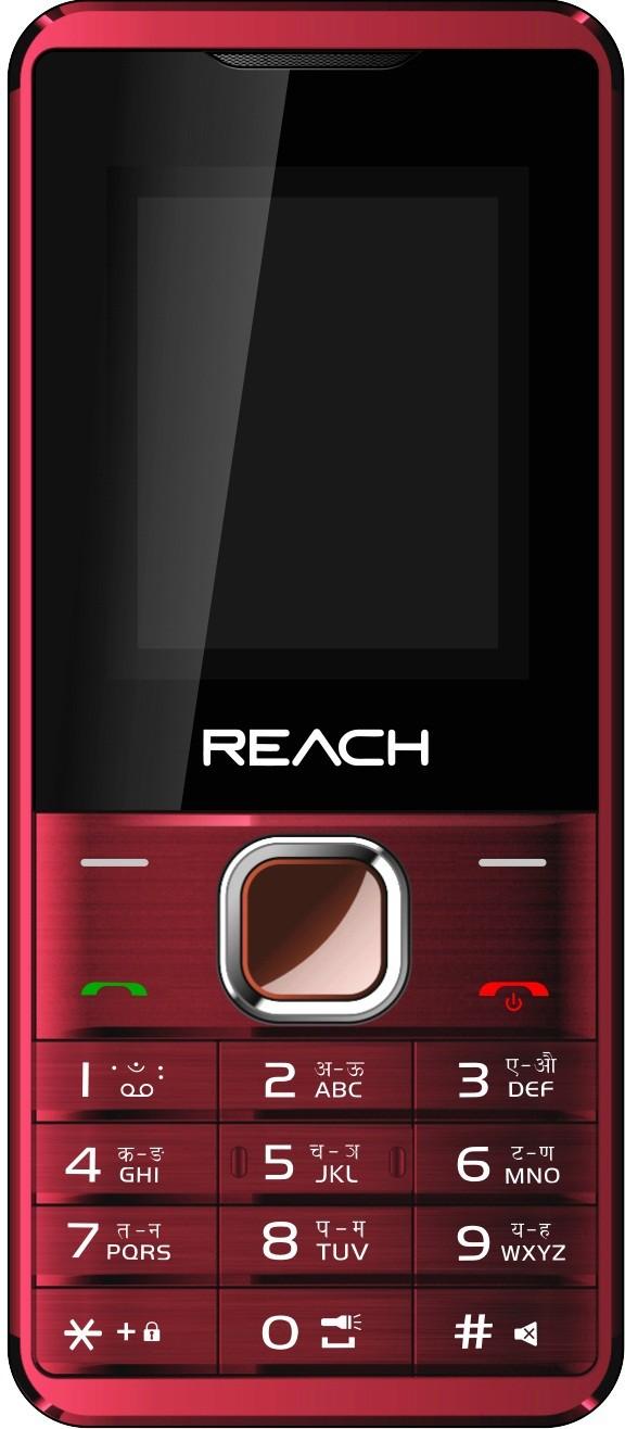 Reach Champ Plus(Red)