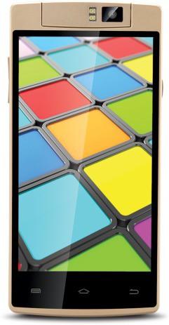 iBall Avonte 5 (Grey+Silver, 1 GB)(1 GB RAM)
