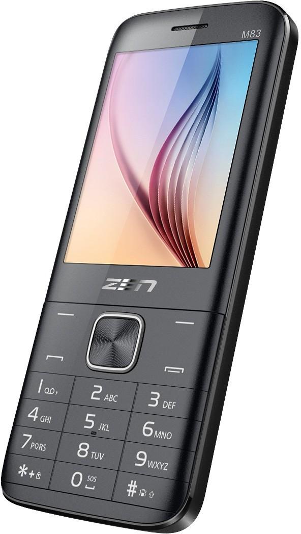 Zen M83(Metallic Grey)