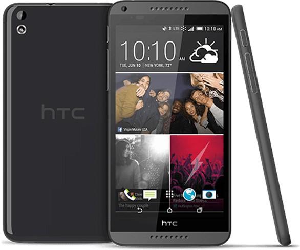 HTC Desire 816 (1.5GB RAM, 8GB)