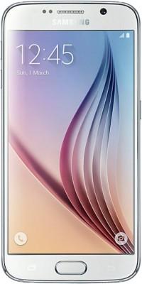 SAMSUNG Galaxy S6 (White Pearl, 64 GB)