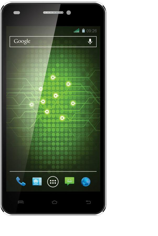 XOLO Q1200 (Black, 8 GB)(1 GB RAM)