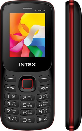 Intex Mobile Candy