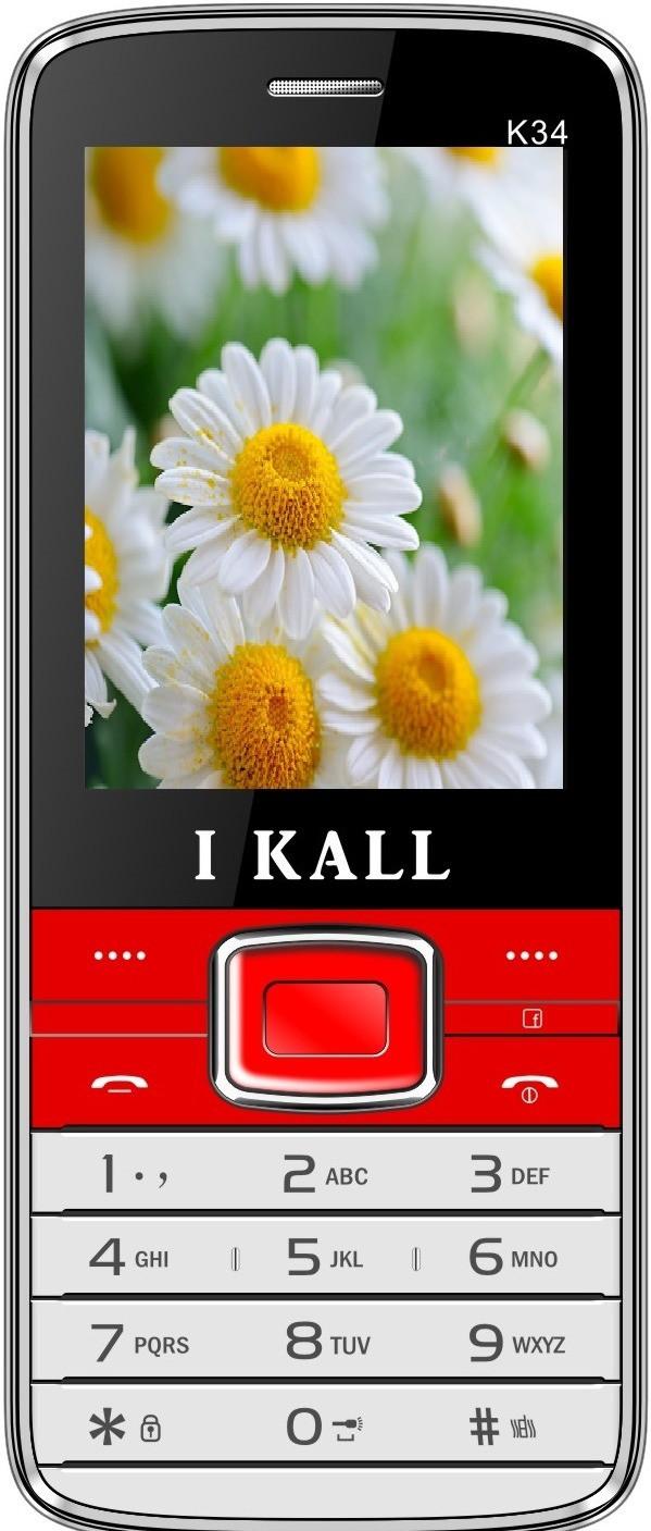 I Kall K34(Red)