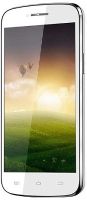 Spice Smart Flo Mettle 5X Mi-504 (White, 4 GB)