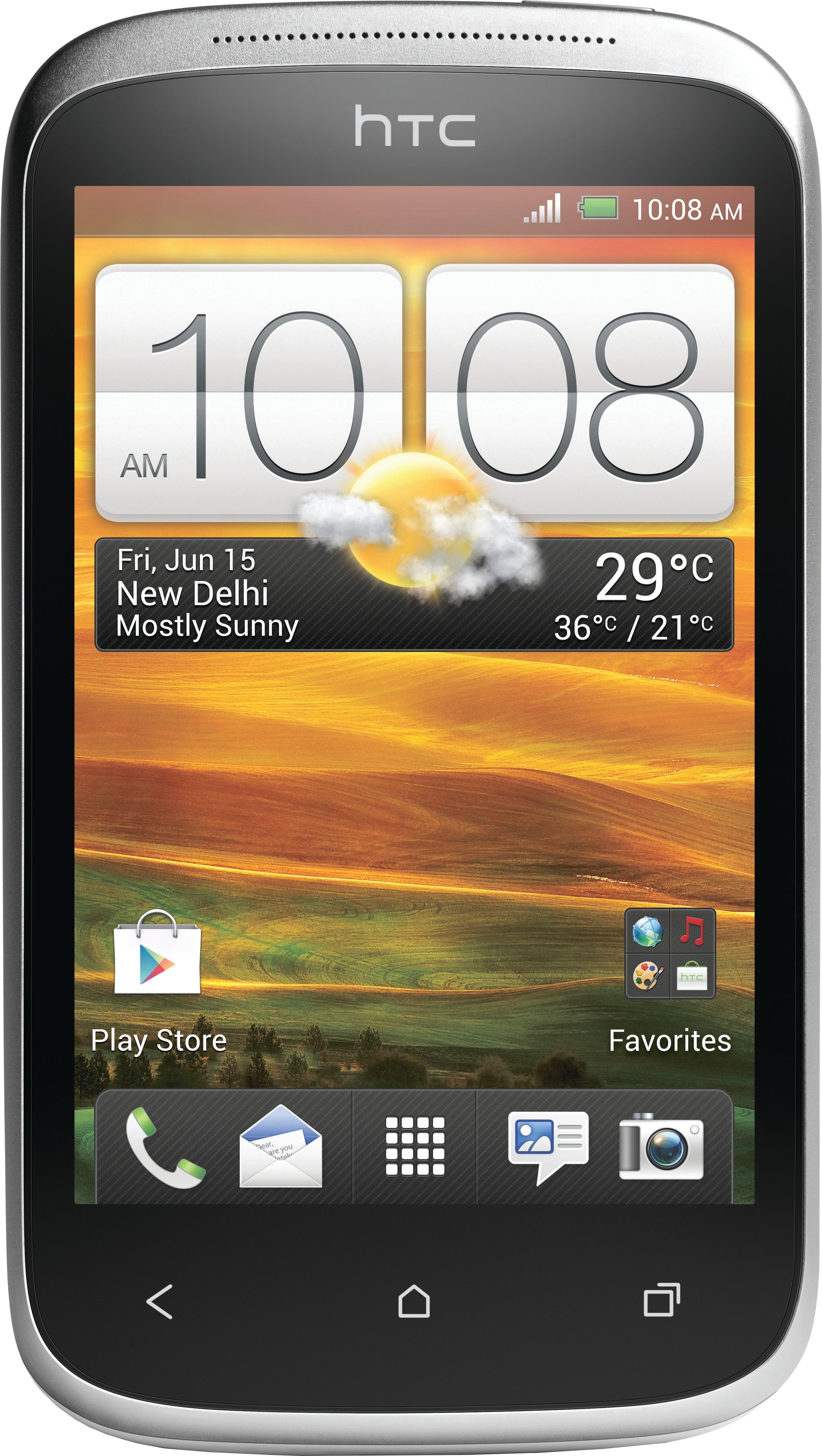 HTC Desire C (512MB RAM, 4GB)