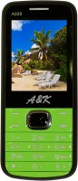 A&K A 222(Black & Green)