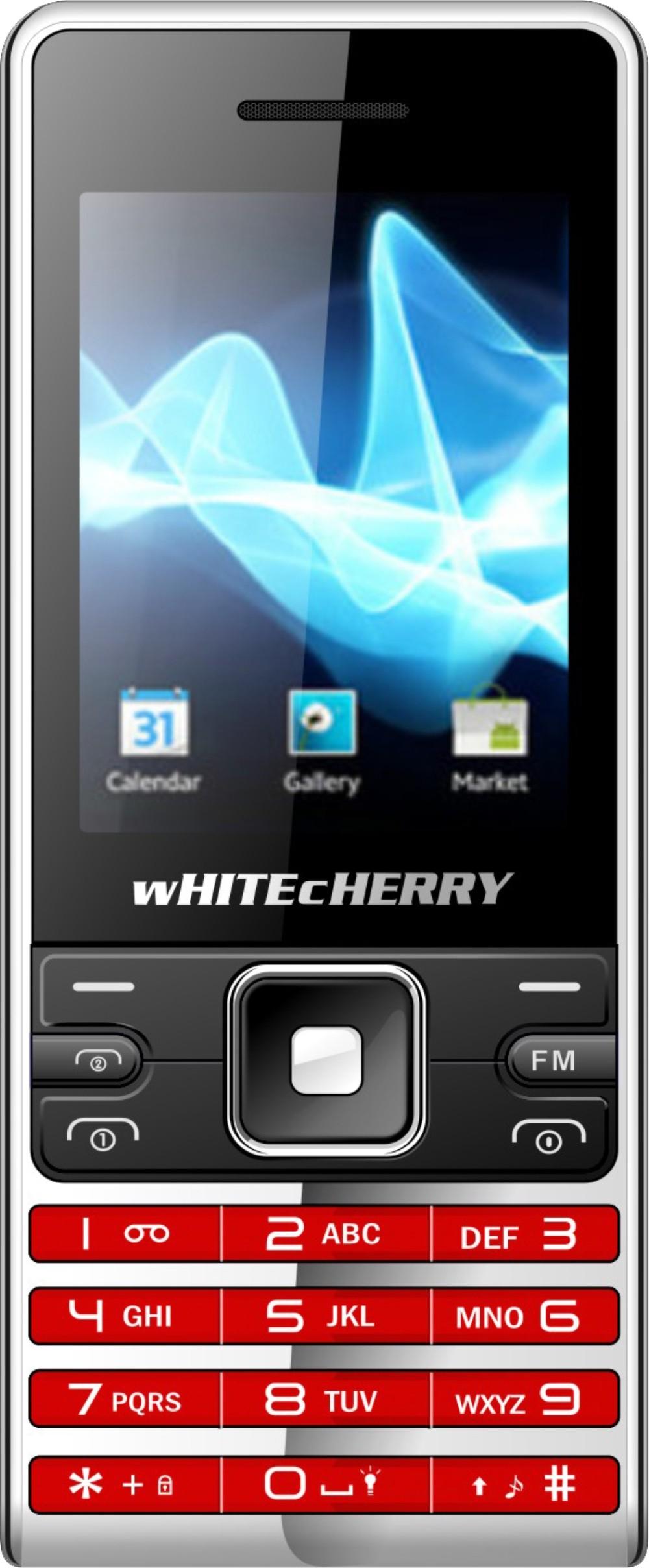 WhiteCherry BL2000(Red)