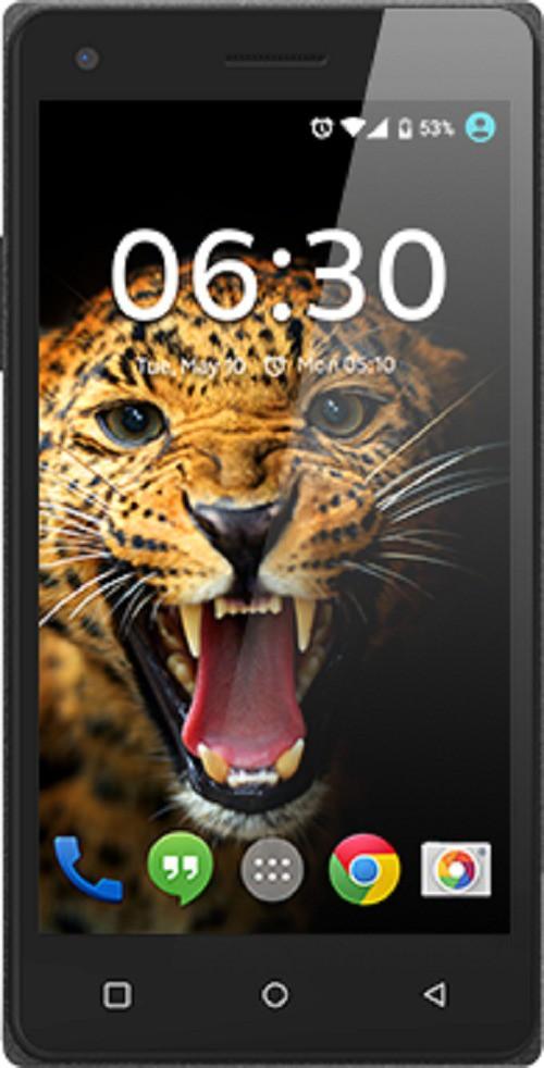 Zen Admire Fab Q + (Black, 8 GB)(1 GB RAM)