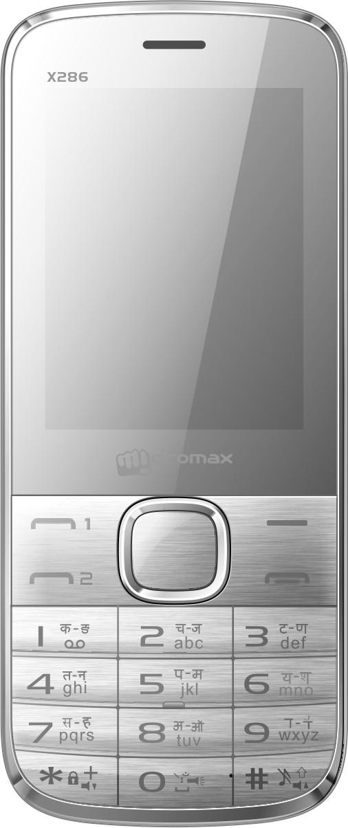 Micromax X286(White)