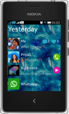 Nokia ASHA 502 (64MB RAM, 64MB)