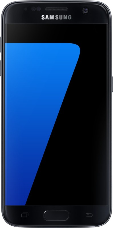 SAMSUNG Galaxy S7 (Black Onyx, 32 GB)