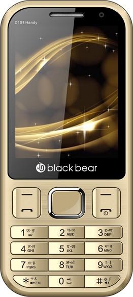 BlackBear D101 Handy(Gold)