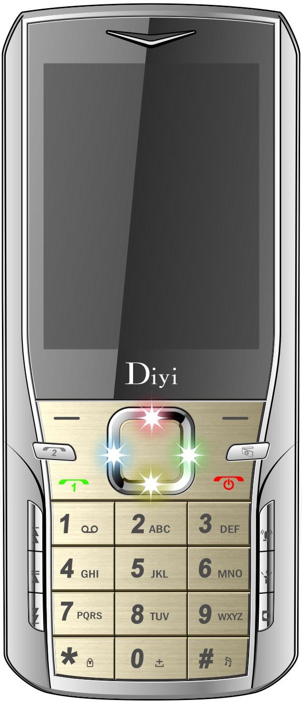 Diyi D3(Champagne)