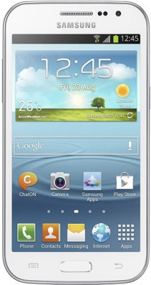 SAMSUNG Galaxy Grand Quattro  Ceramic White, 8  GB  1  GB RAM  available at Flipkart for Rs.12190