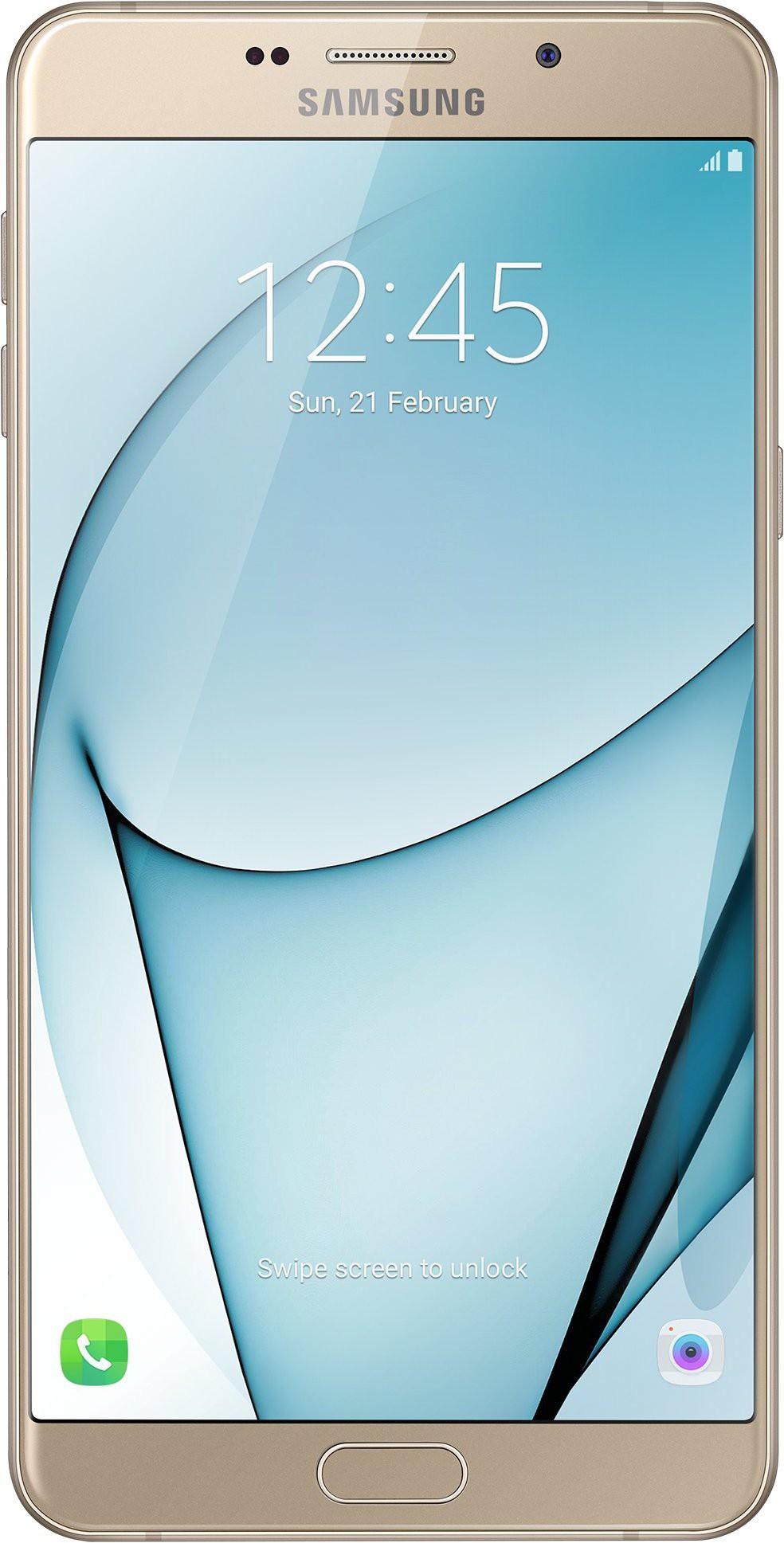 Samsung Galaxy A9 Pro (Gold, 32 GB)(4 GB RAM) image