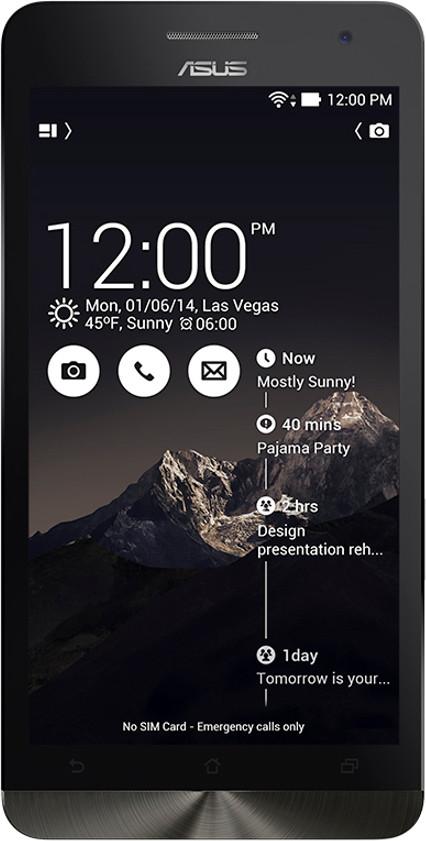 Asus Zenfone 6 (2GB RAM, 16GB)