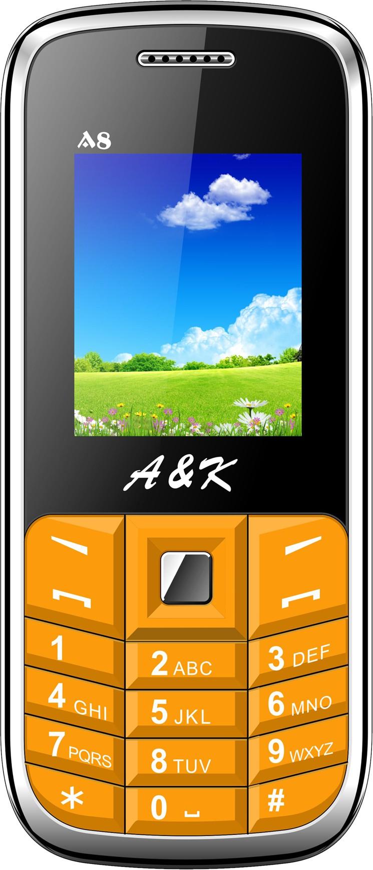 A&K A8(Orange)