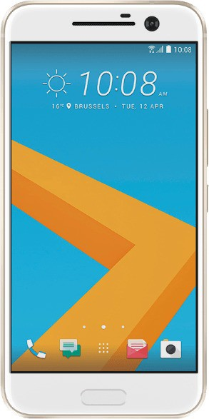 HTC 10 Single Sim (Topaz Gold, 32 GB)(4 GB RAM)