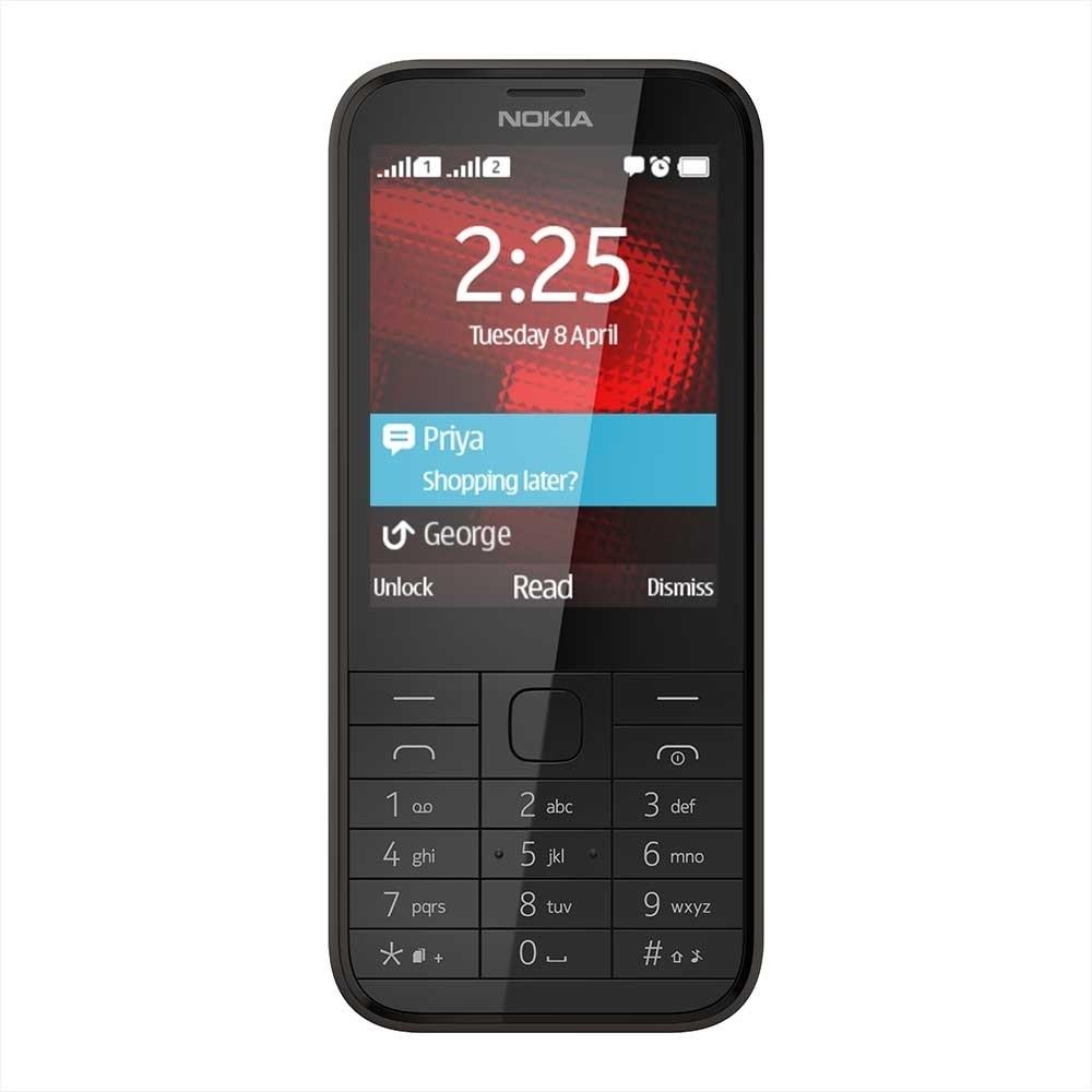 Nokia 225(Black)
