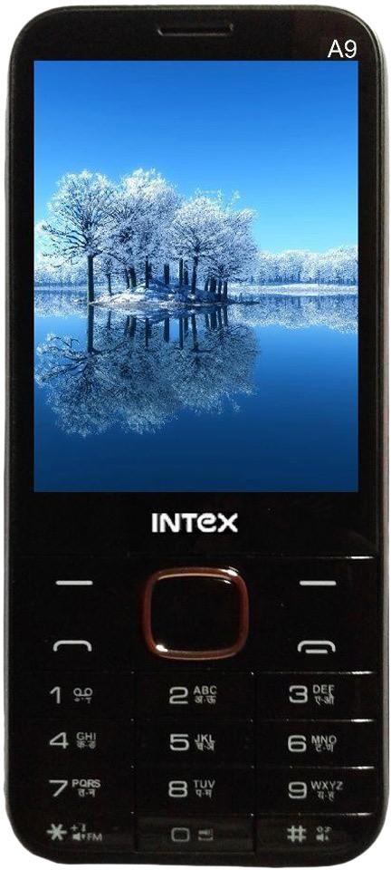 Intex A9(Black)