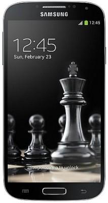 SAMSUNG Galaxy S4 (Deep Black, 16 GB)
