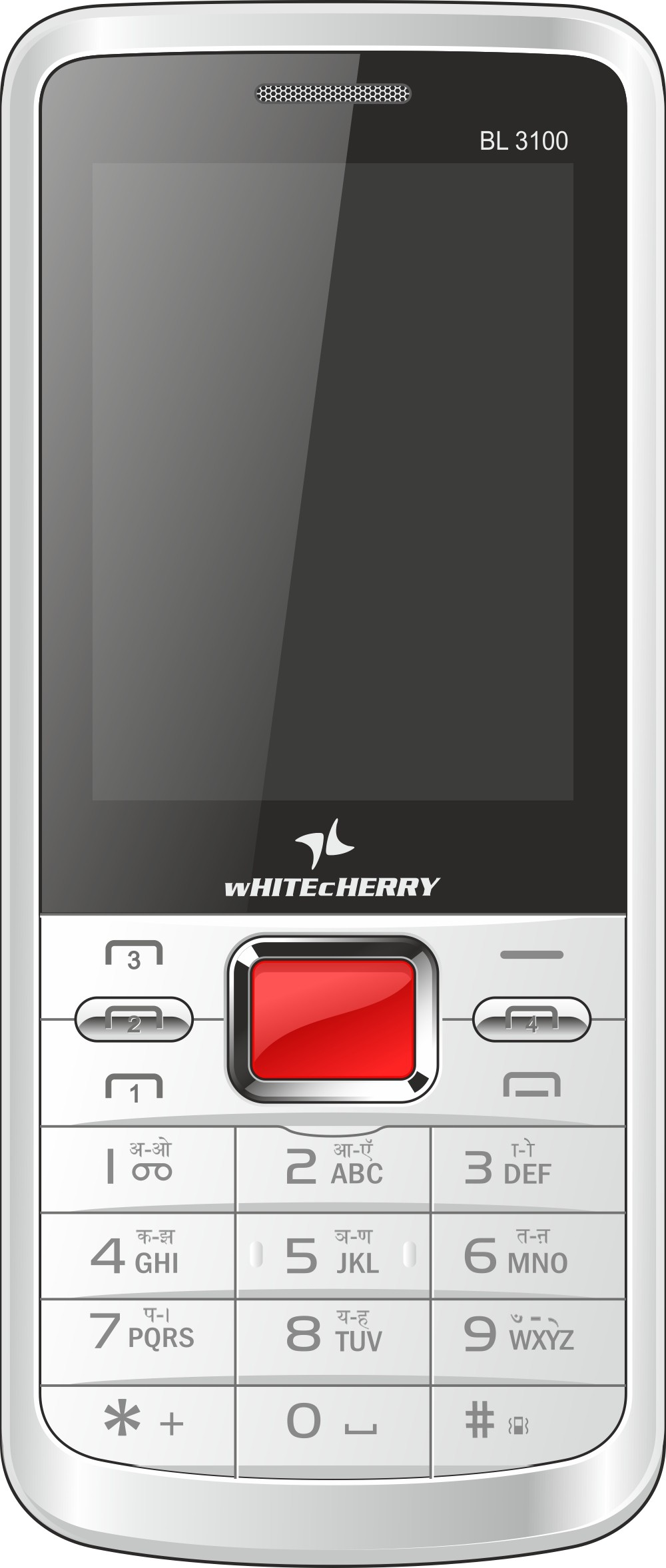 WhiteCherry BL3100(White)