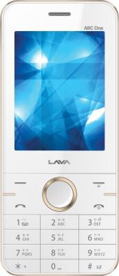 Lava ARC One (White, )