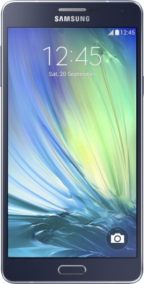 SAMSUNG Galaxy A7 (Midnight Black, 16 GB)