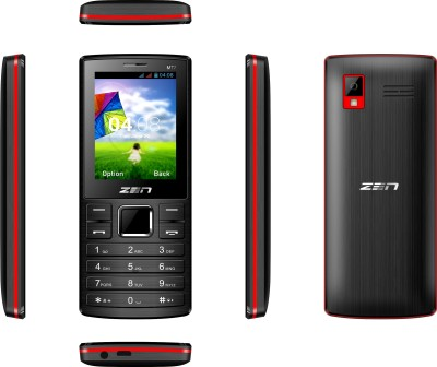 Zen M77(Black & Red)